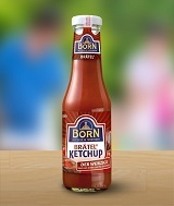 Born - Brätelketchup 450ml