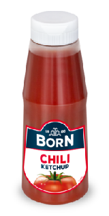 Born - Chiliketchup in Squeezerflasche 300ml